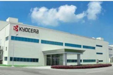 Cung cấp quạt thương hiệu Teral cho  KYOCERA