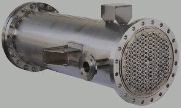 Bộ trao đổi nhiệt dạng ống inox