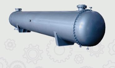 Bộ trao đổi nhiệt dạng tấm lồng ống